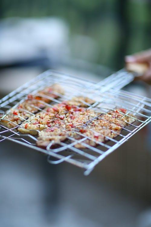 Photos gratuites de aubergines grillées avec des ingrédients
