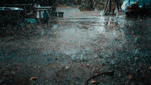 Free stock photo of balck, beauty of rain, blue