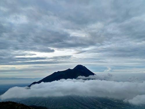 Photos gratuites de merbabu, montagne, nature, nuage