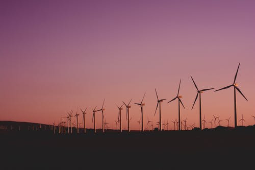 Photo of Wind Turbines Lot