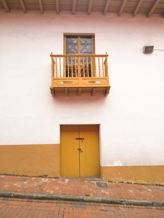 architektur, außen, fassade