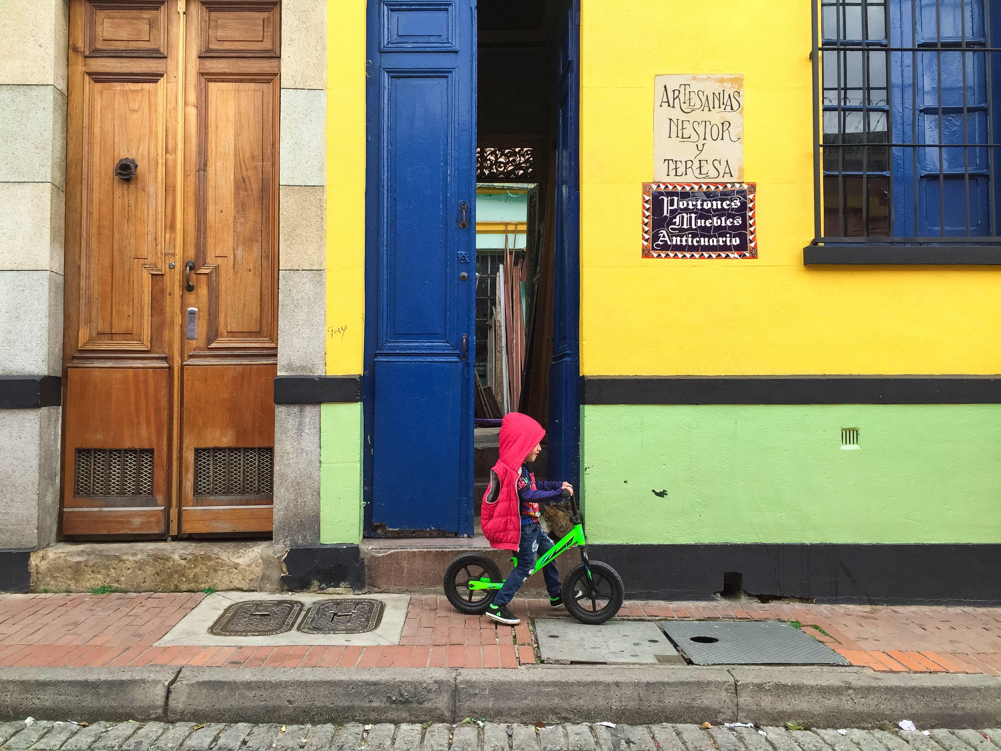 Gratis lagerfoto af barn, bogota, colombia, cool