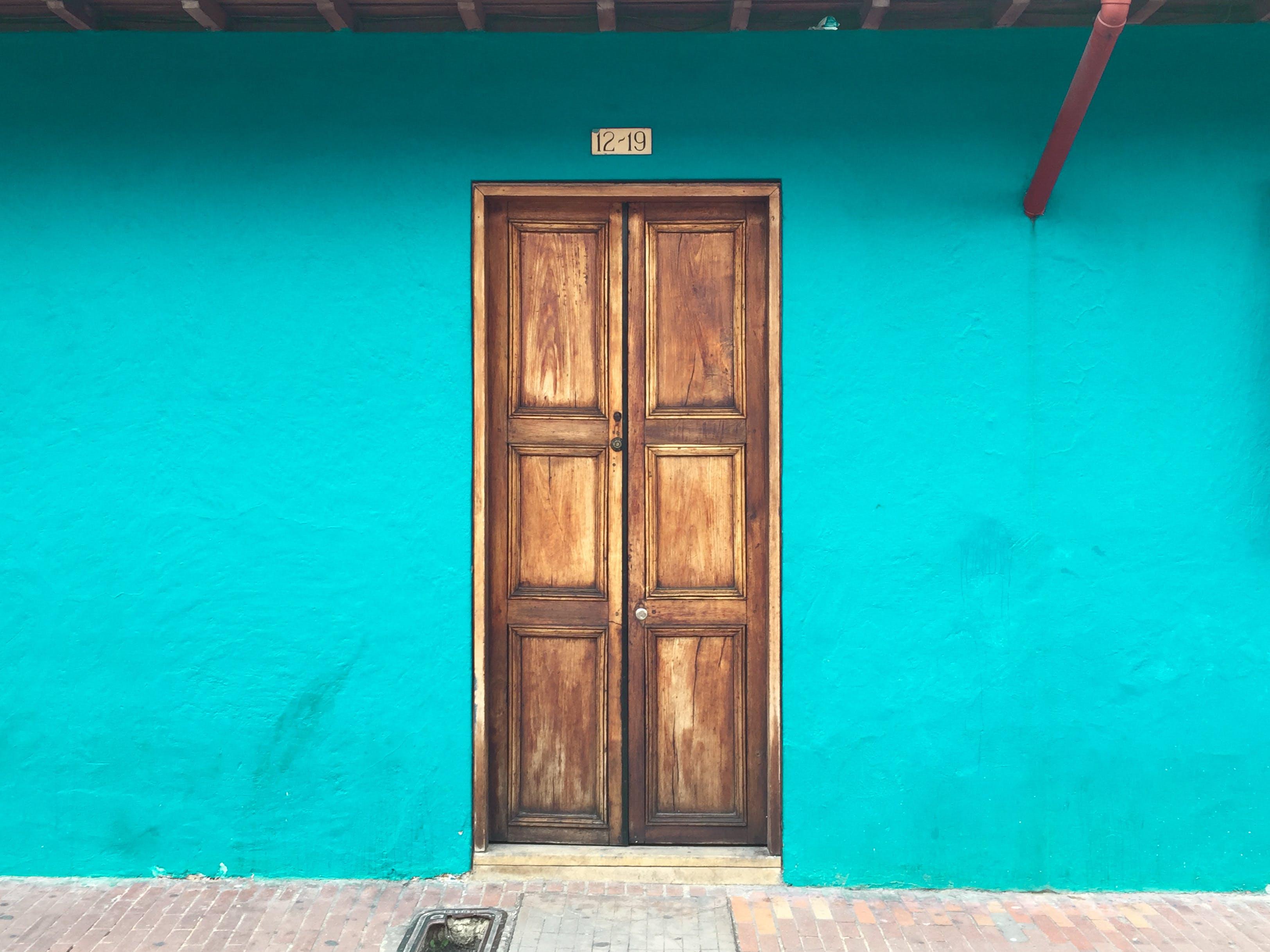Free stock photo of door, wooden, minimalist, doors