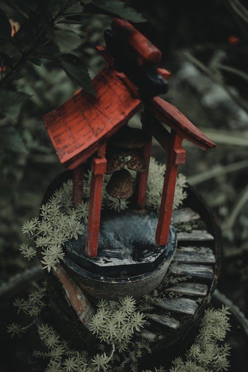 Gratis lagerfoto af årgang, klokke, miniature