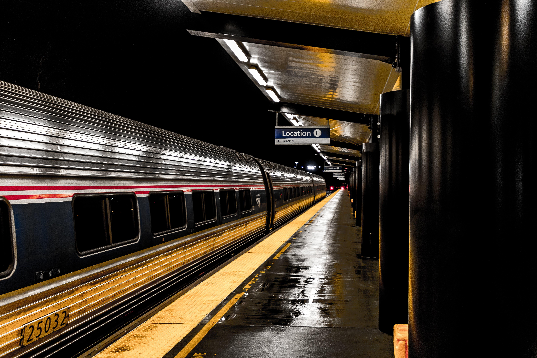 Základová fotografie zdarma na téma dojíždějící, doprava, dopravní systém, lokomotiva