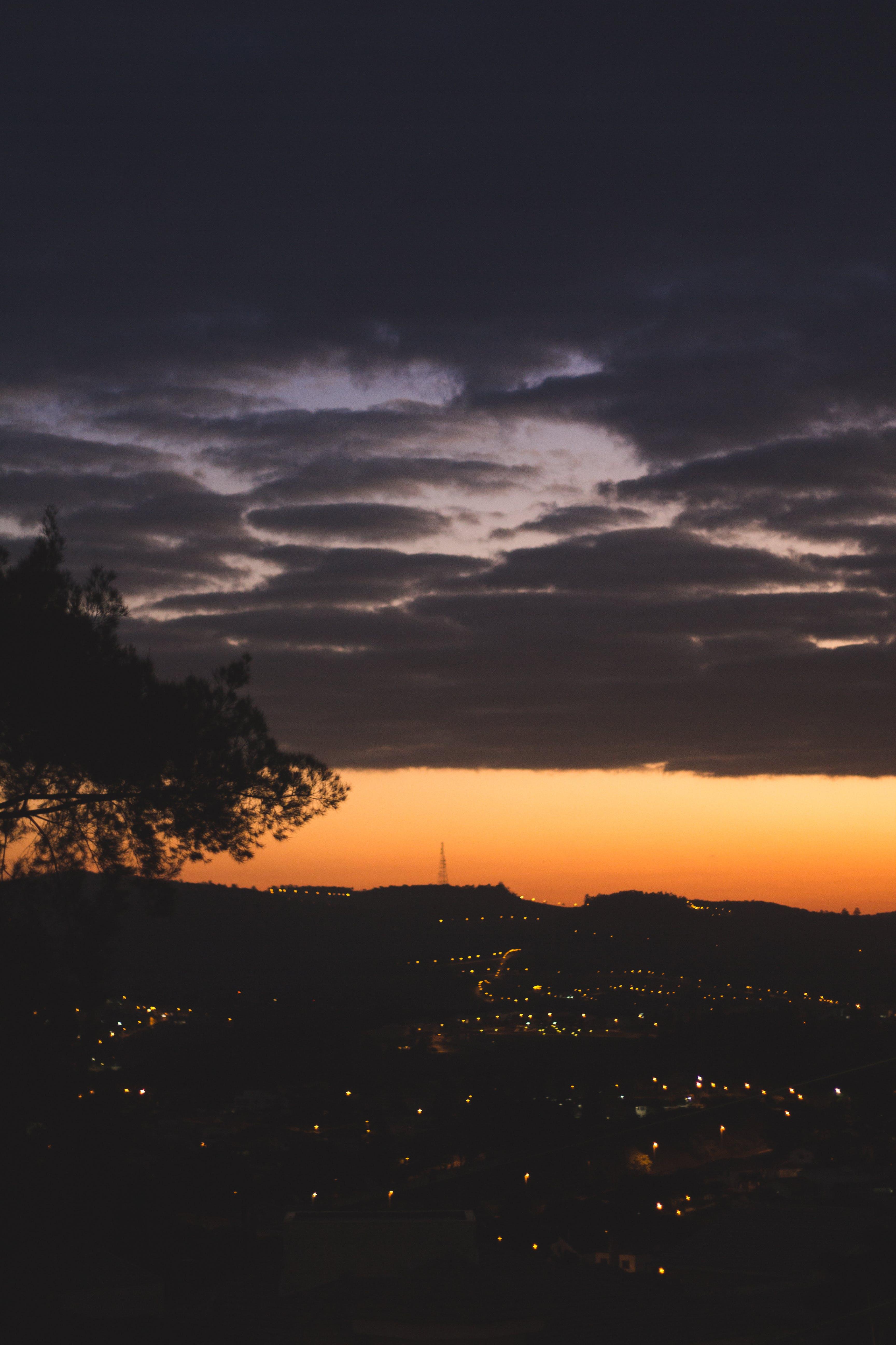 Free stock photo of sky, dramatic sky