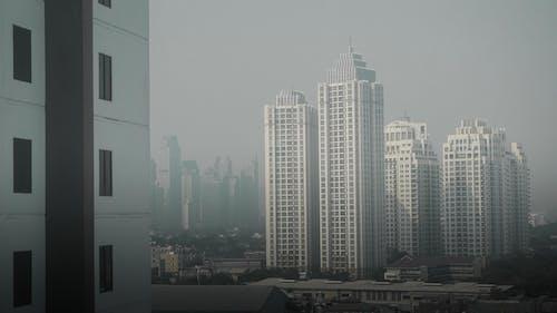 คลังภาพถ่ายฟรี ของ การออกแบบสถาปัตยกรรม, ตึก, ตึกระฟ้า, ทันสมัย