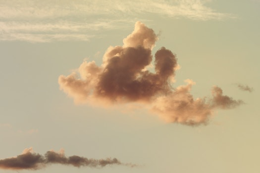 Free stock photo of sky, cloudy, cloud
