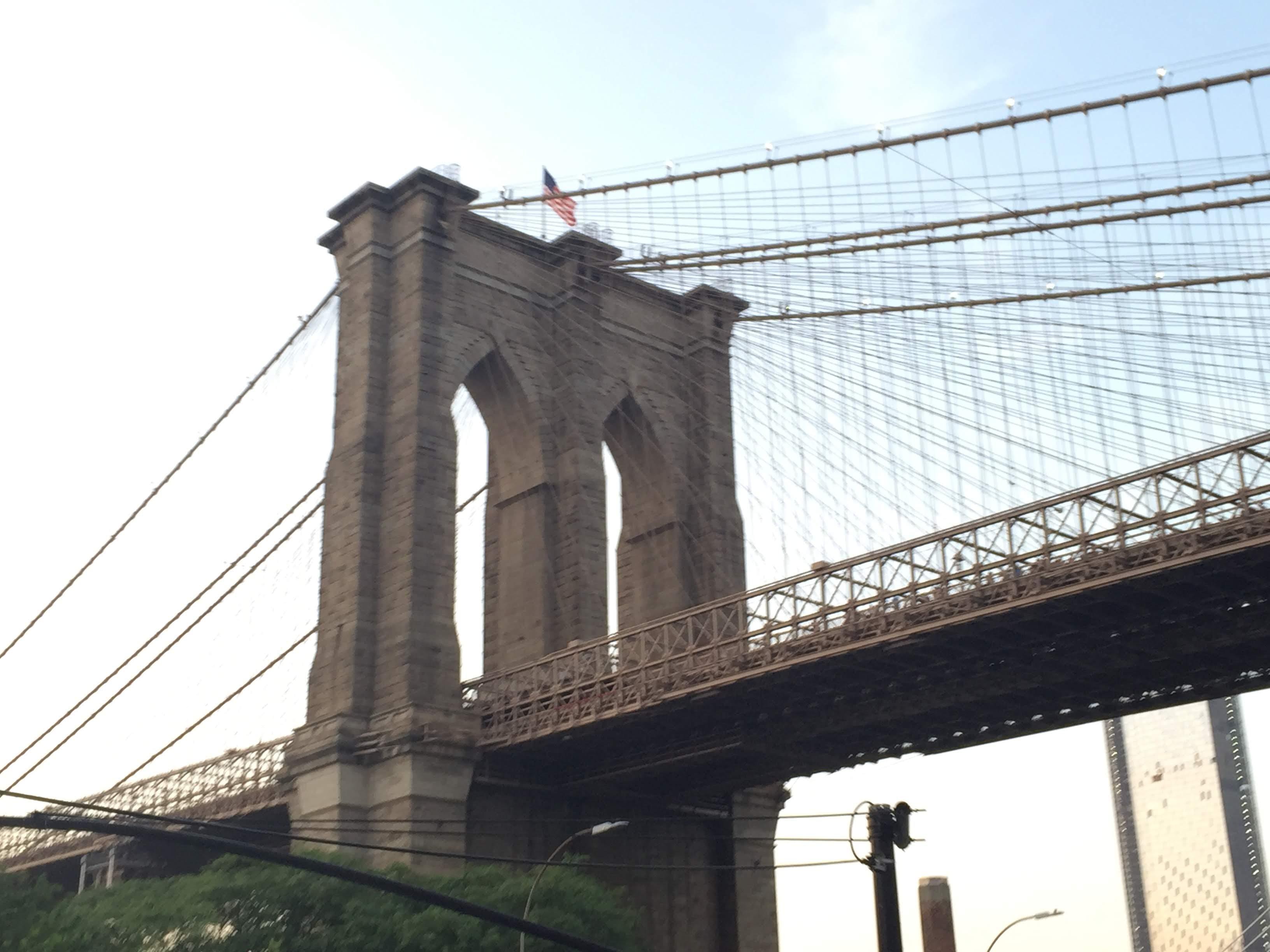 Free stock photo of brooklyn bridge