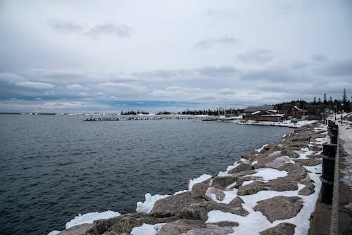 Δωρεάν στοκ φωτογραφιών με lake superior, ακτογραμμή, βράχια, μινεσότα