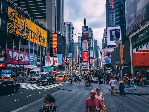 Gratis stockfoto met new york