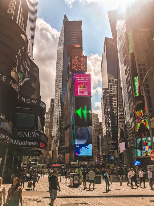 Kostenloses Stock Foto zu new york, nyc