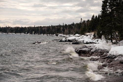 Δωρεάν στοκ φωτογραφιών με lake superior, ακτή, ακτογραμμή, γνέφω