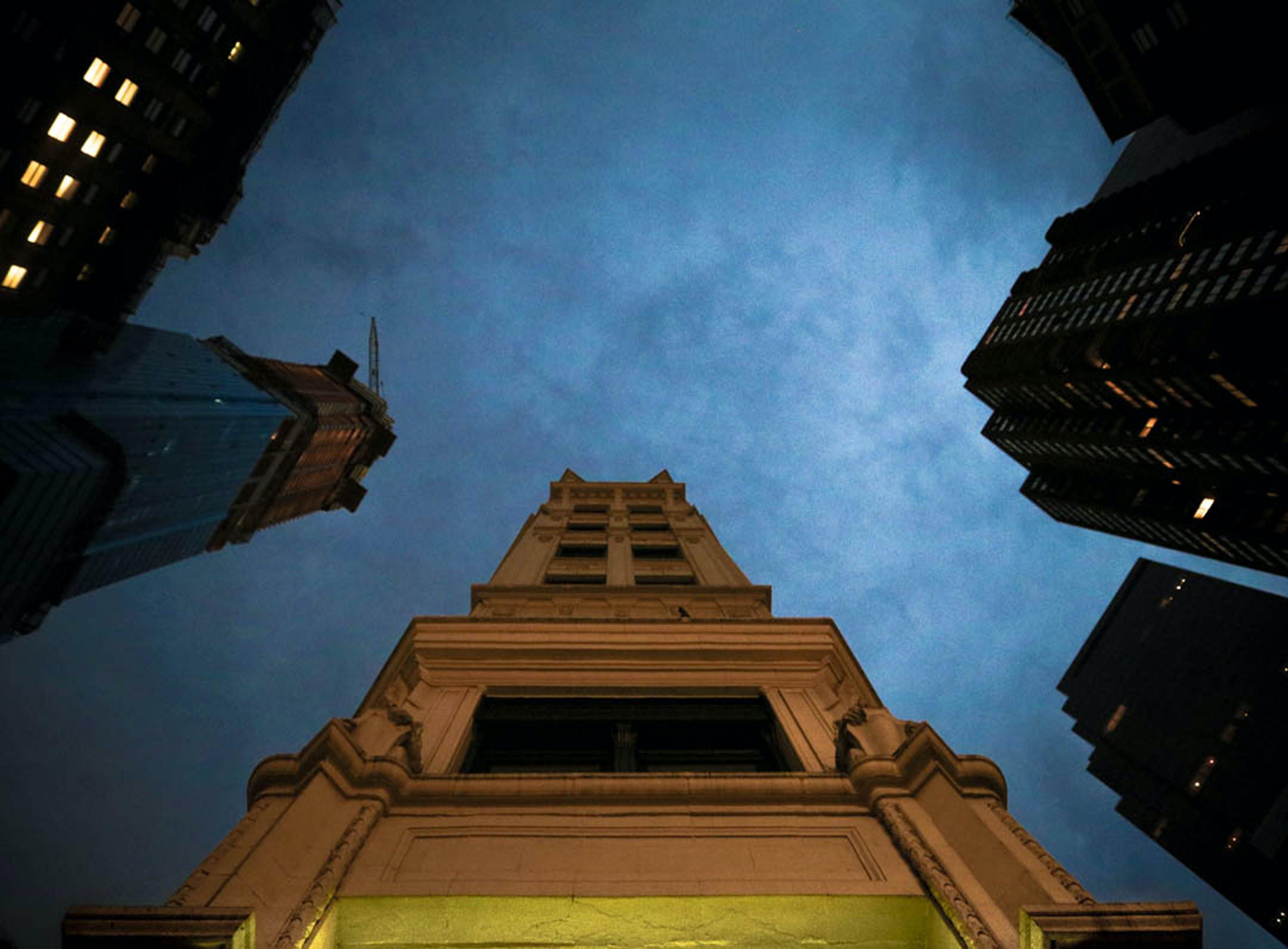 Free stock photo of #Cityscape, #evening skes, #manhattan, #midtown