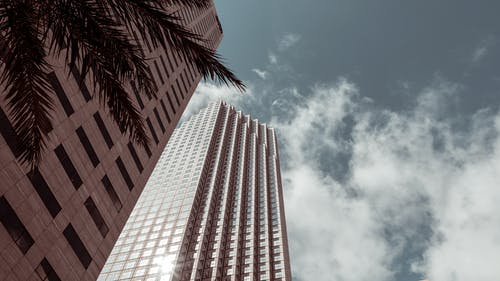 High-angle Photography of High-rise Building