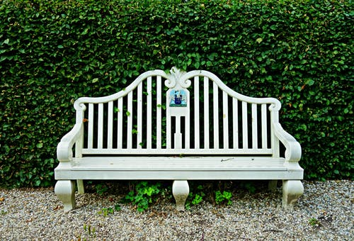 Free stock photo of 17th Century, bench, classic, front