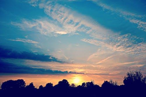 Free stock photo of amstelveen, clouds, evening sky, horizon