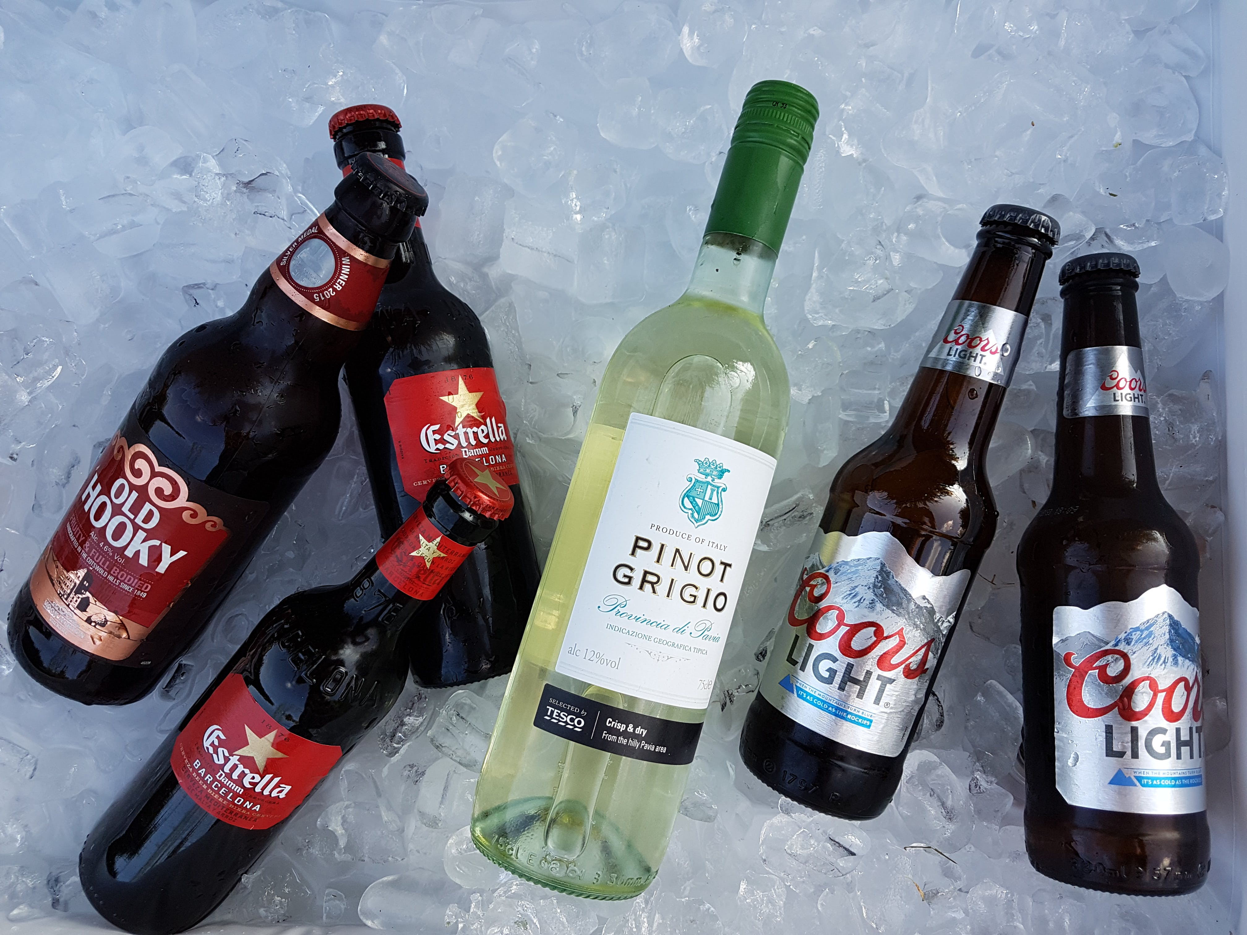Free stock photo of alcohol, alcohol bottles, beer, beer bottle
