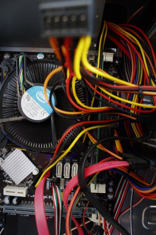 Ảnh lưu trữ miễn phí về bảng mạch, bo mạch chủ, các thành phần, mạch