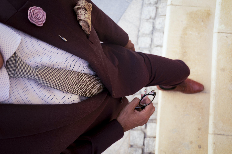 Free stock photo of suit, gentleman, pocket, designer suit