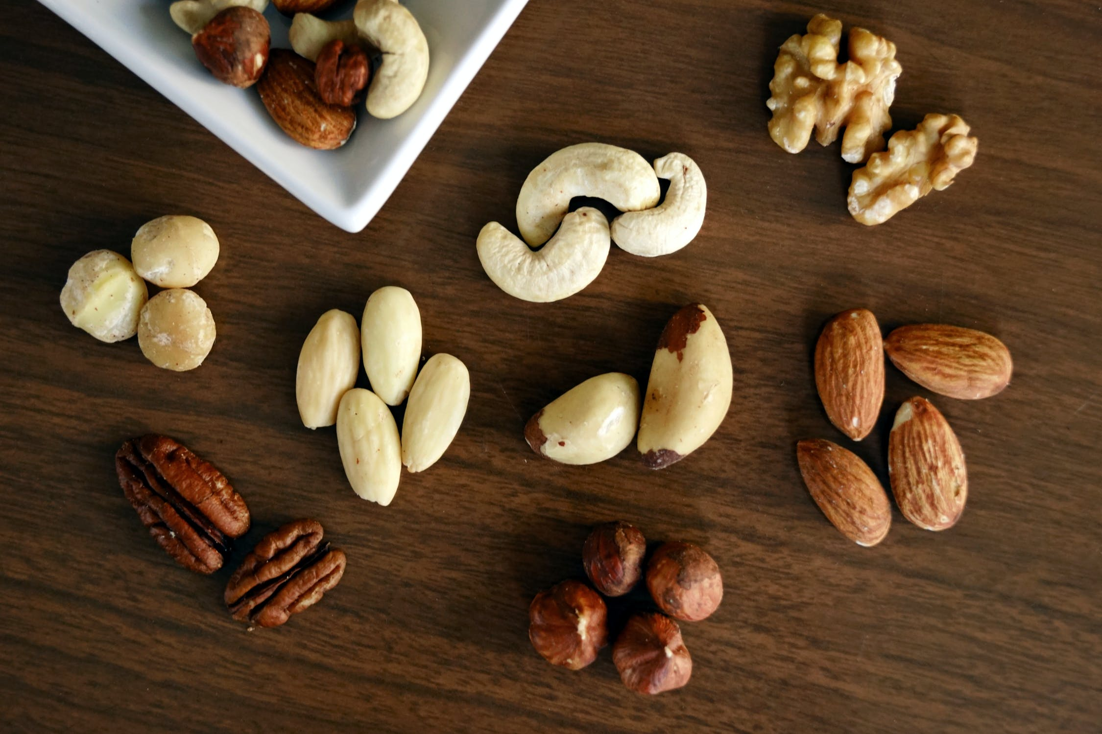 By eating walnuts and pecans how much more likely are you to live longer and healthier?