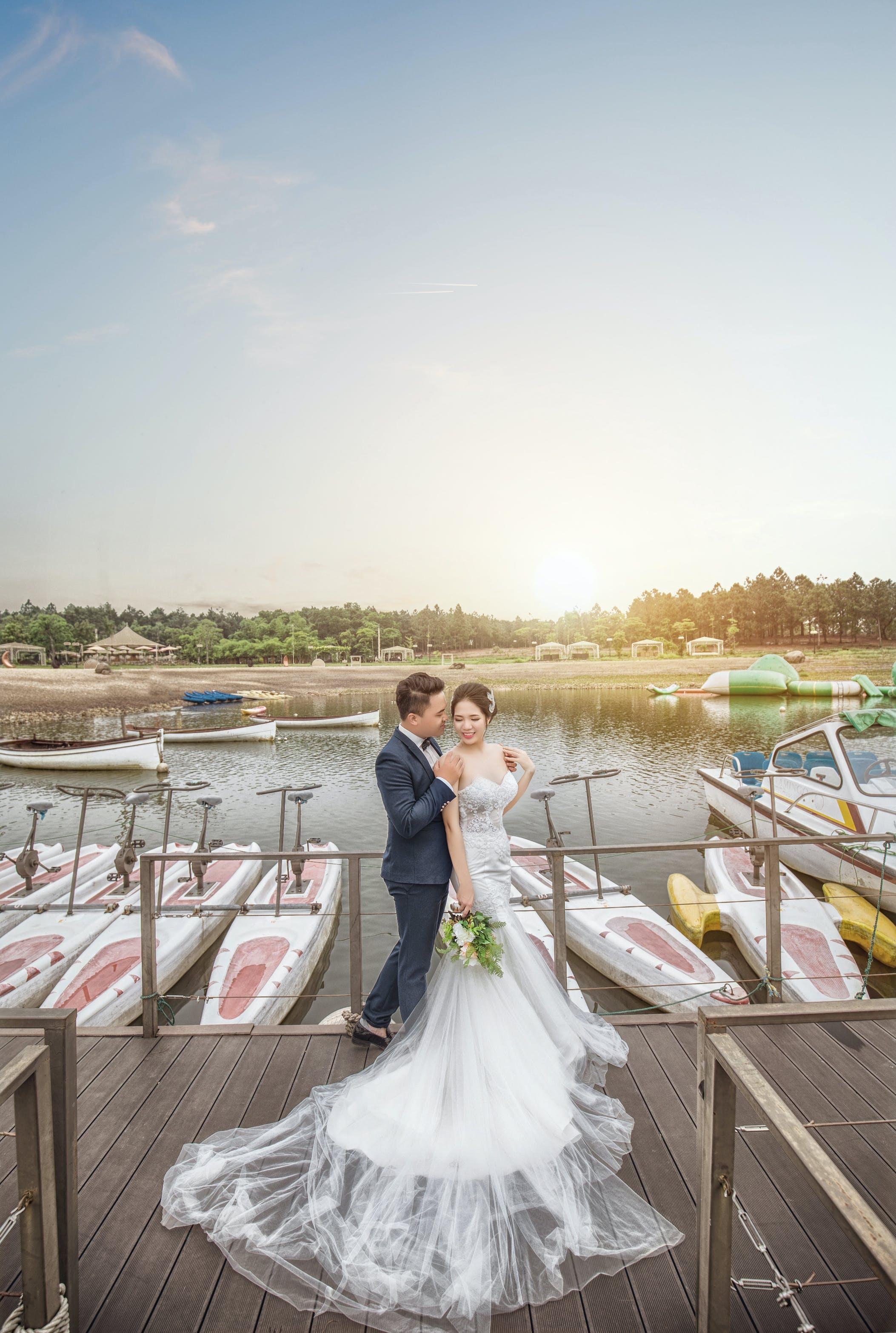 Free stock photo of wedding, bride, wedding ring, honeymoon