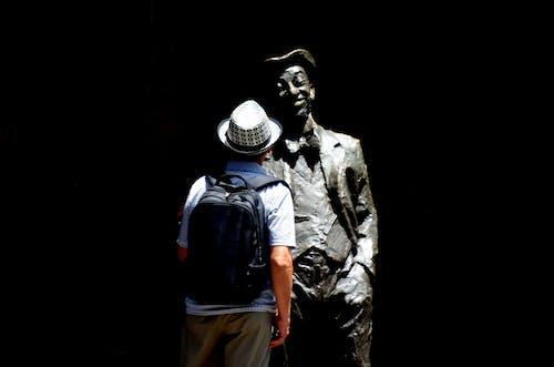 人, 光, 時尚, 漆黑 的 免費圖庫相片