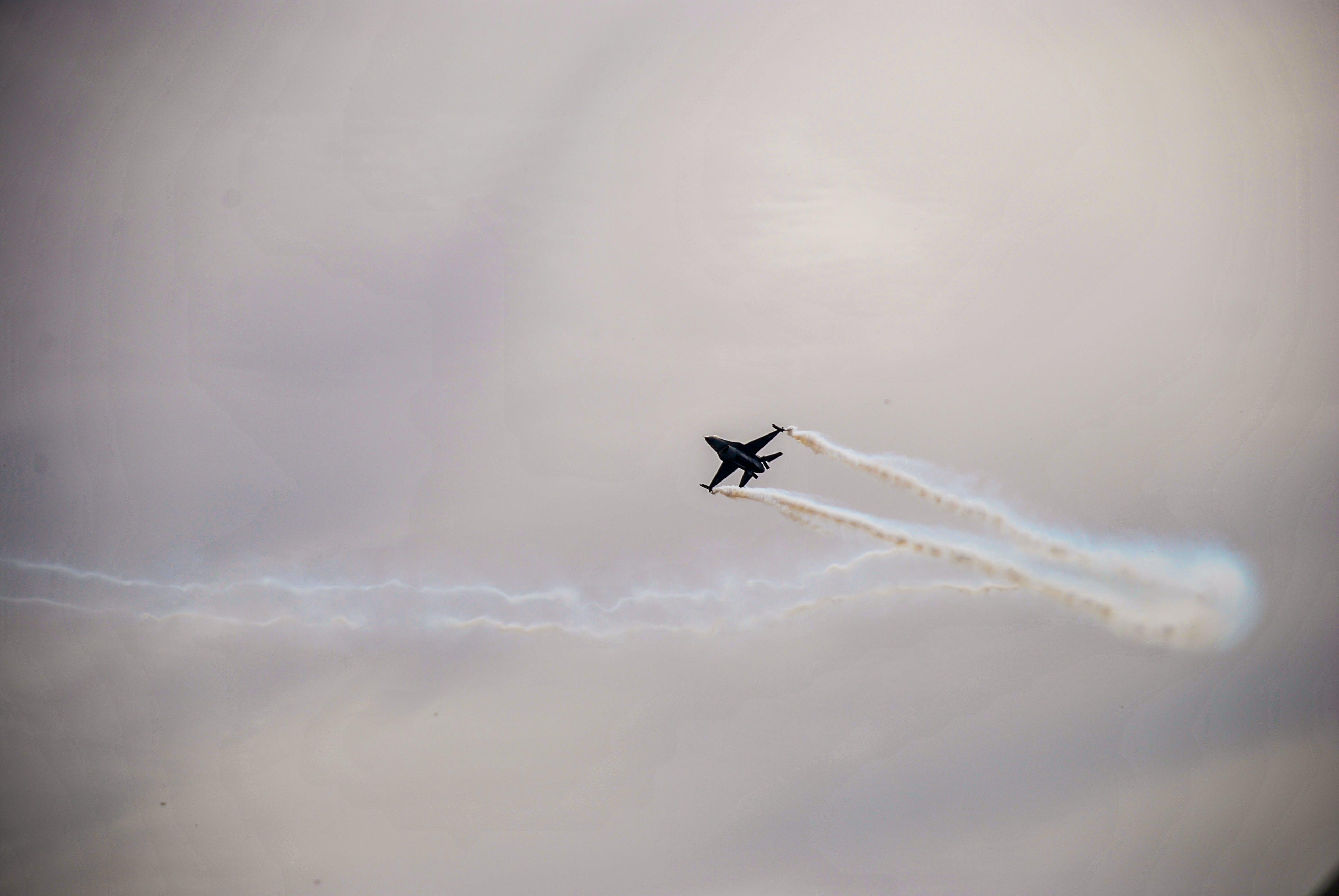 Black Jetpane on Air