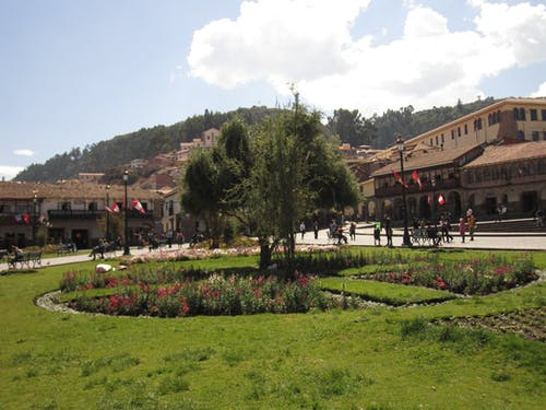 Free stock photo of Cusco Square