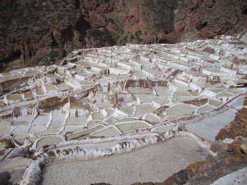 Free stock photo of cusco, Maras, salt