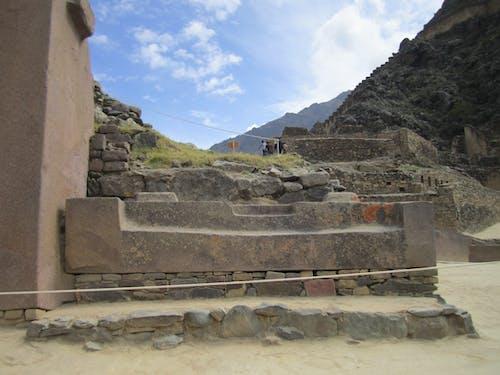 Free stock photo of cusco, ollantaytambo, rock