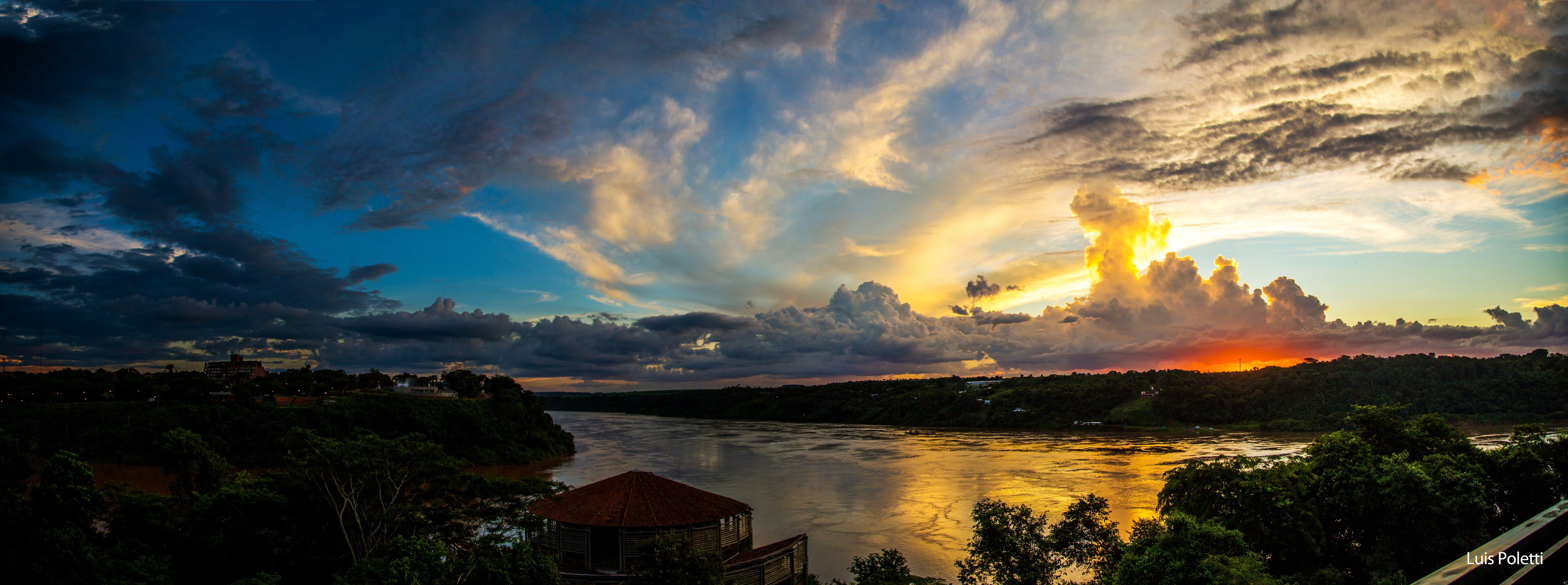Free stock photo of landscape, nature, sky, sunset