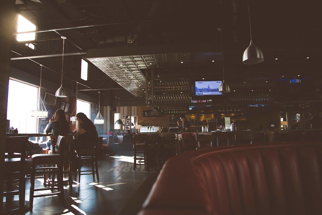 architectuur, balk, bar