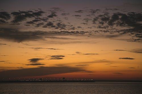 Fotos de stock gratuitas de presa de itaipu, puesta de sol
