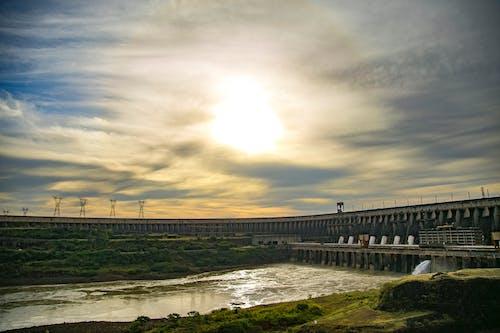 Fotos de stock gratuitas de agua, edificio, eletricidad, itaipu