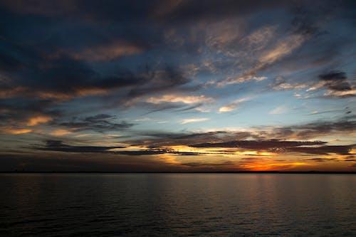 Fotos de stock gratuitas de cielo, cielo nublado, puesta de sol