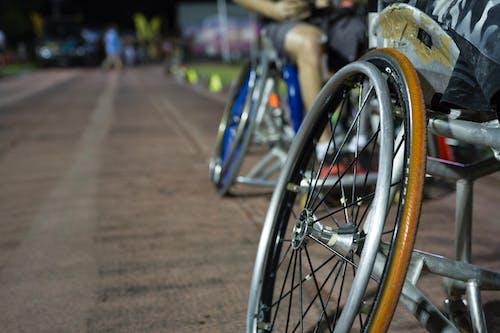 Gratis arkivbilde med crossfit, idrett, rullestol, sport
