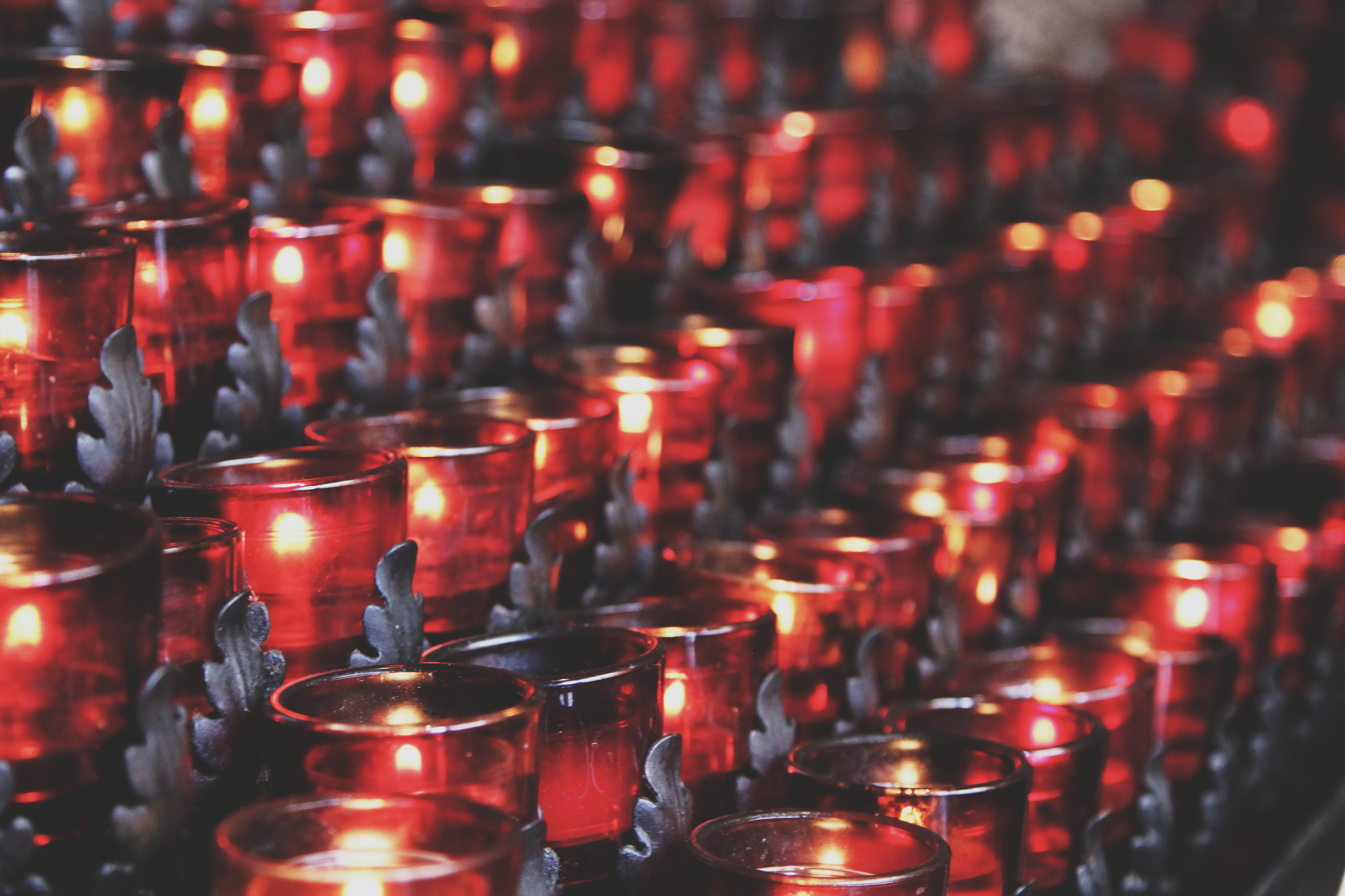 Free stock photo of candle, candles, prayer, prayers