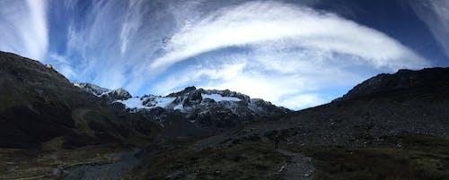 Gratis arkivbilde med fjell, forkjølelse, formidabel, glaciar