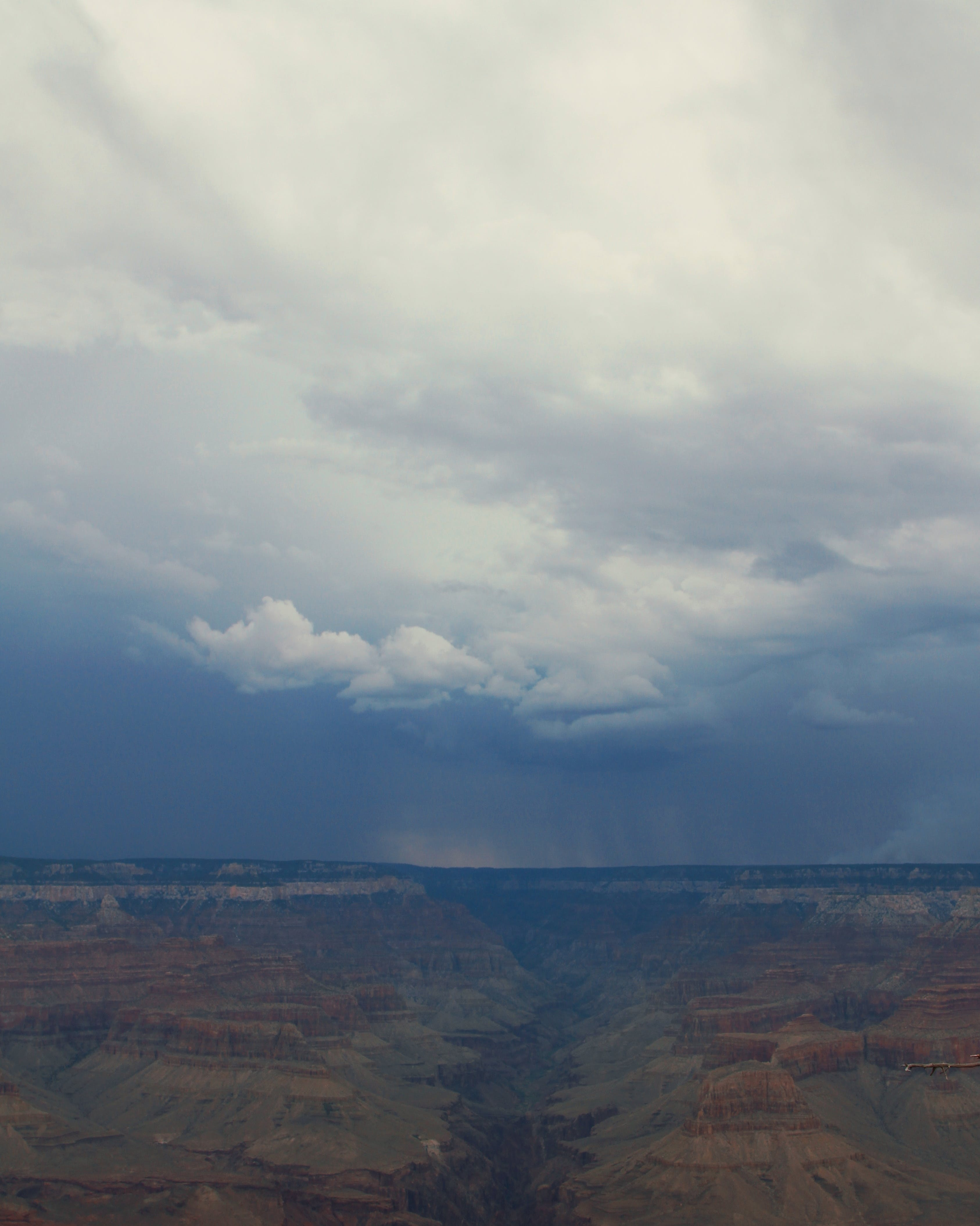 Free stock photo of beauty, clouds, grand canyon, landscape