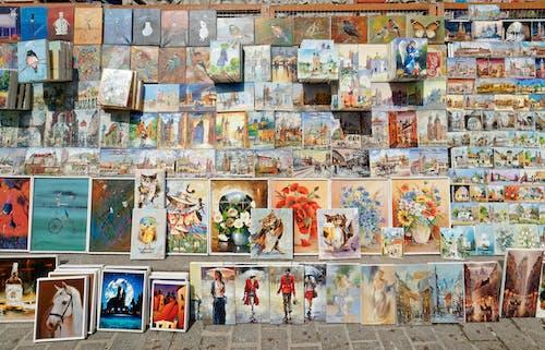 Photos gratuites de activités, art, citadin, commerce