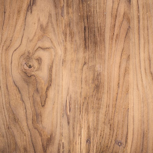 Surface En Bois Marron
