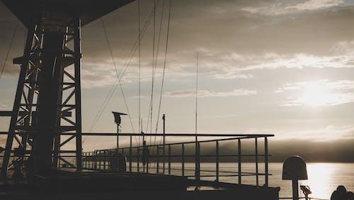 Kostenloses Stock Foto zu frachtschiff, segeln