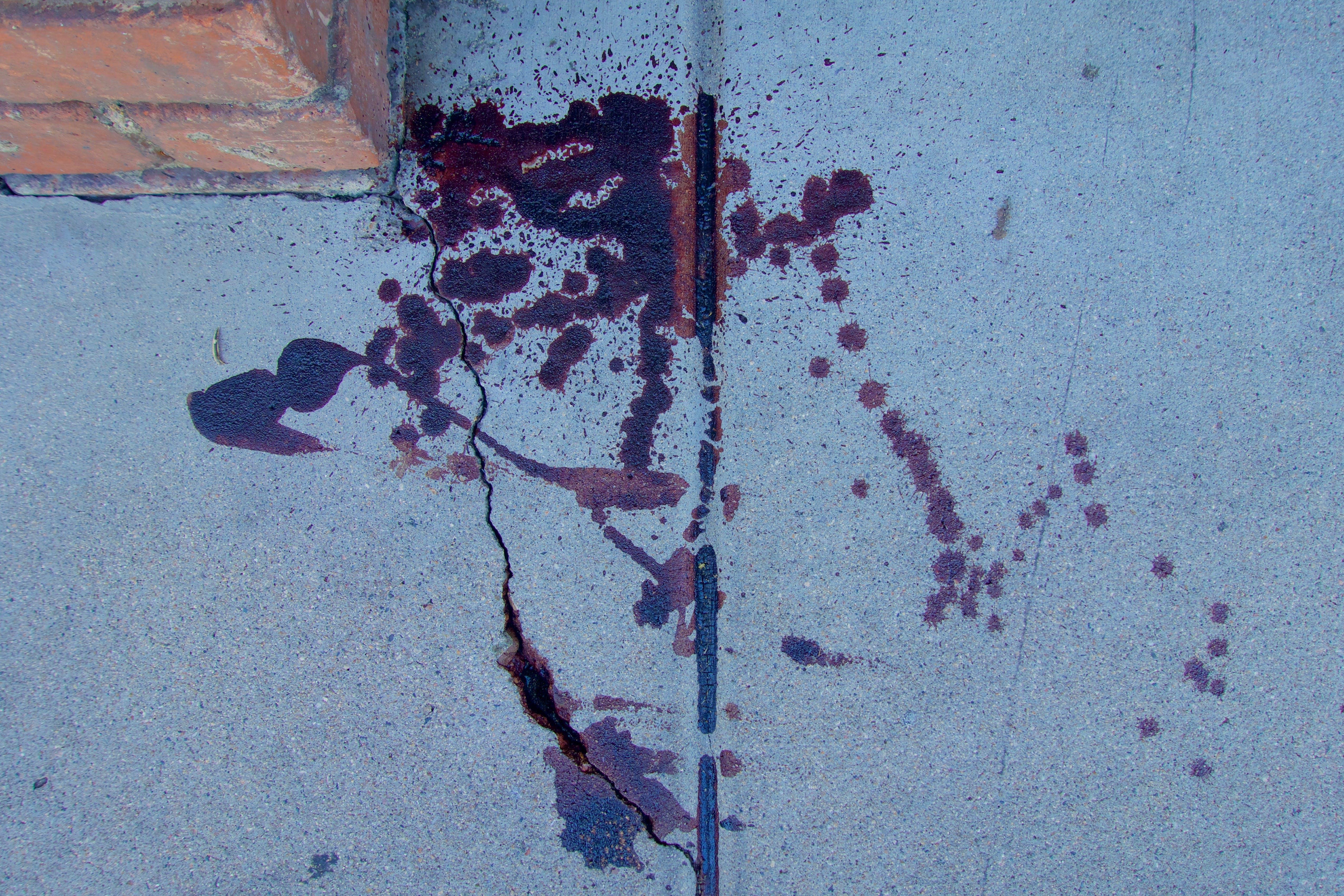 Free stock photo of art, blood, street, tobacco