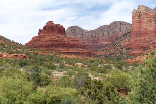 Gratis lagerfoto af bjerge, natur, rød klippe, sedona