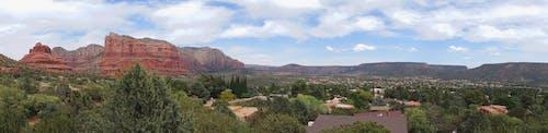 Gratis lagerfoto af landsby, natur, rød klippe, sydvest