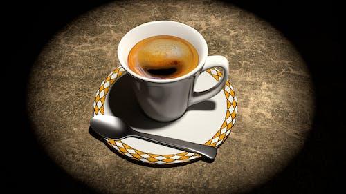 不銹鋼, 咖啡, 咖啡因, 喝 的 免费素材照片
