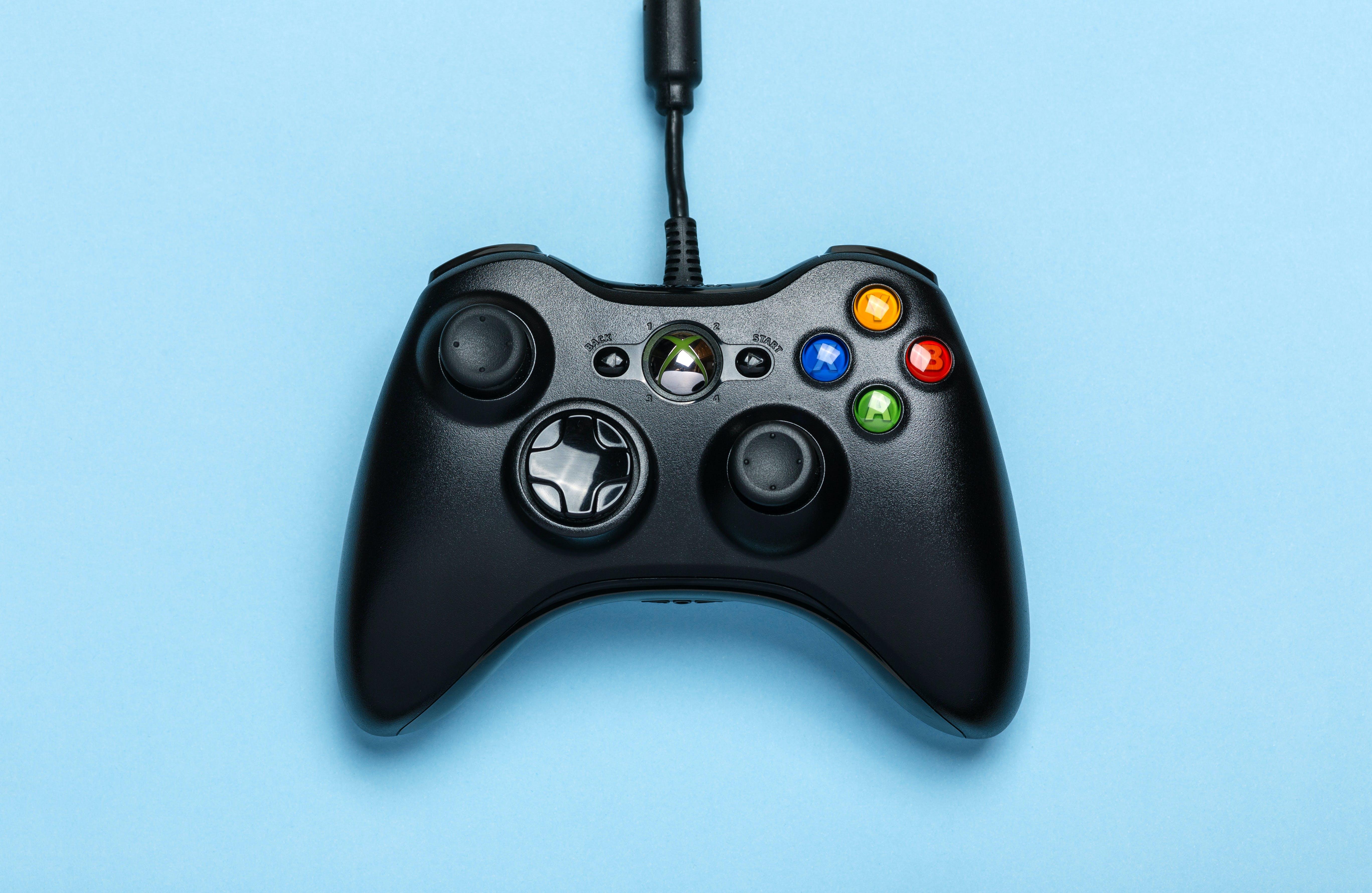 คลังภาพถ่ายฟรี ของ Xbox, การเล่นเกม, ควบคุม, ความบันเทิง