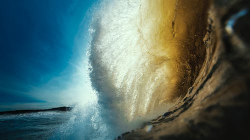 Photo of Sea Wave