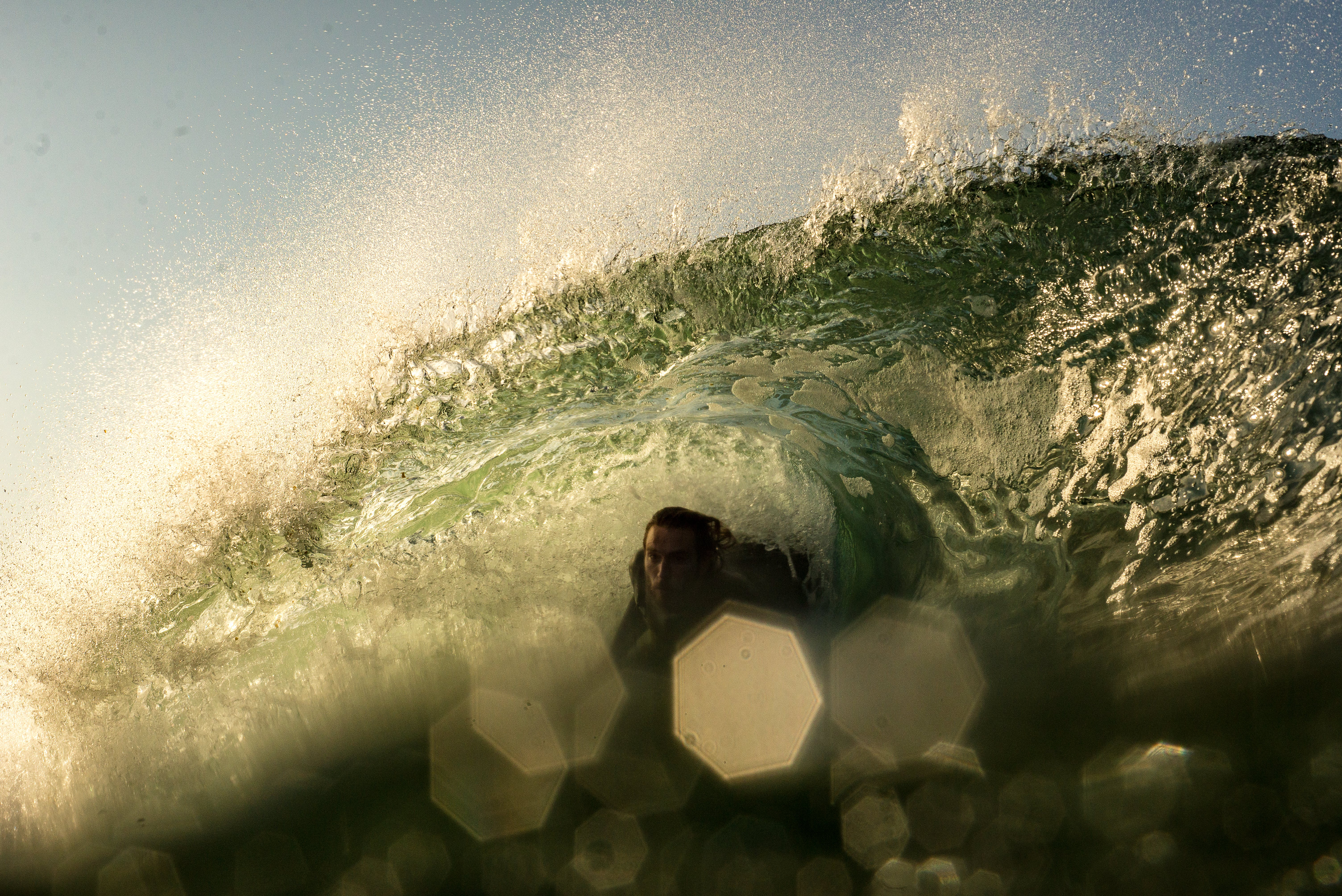 Photo of Man Surfing